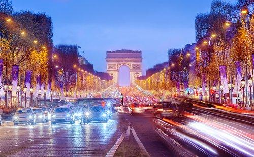 Car Hire In Paris Cheap Rental Deals Easycar Com